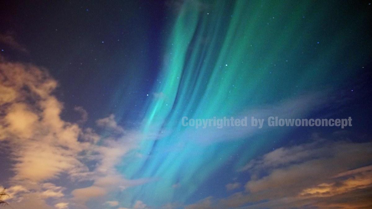 Aurora hunting tips รีวิวการล่าแสงเหนือ ออกสองหนเจอสองหน สอนการอ่านค่า หาจุดดู และการสังเกตุแสงเหนือ